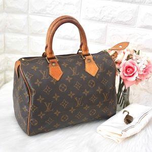 af3ee9dd15c69 Louis Vuitton Bags - 💖Louis Vuitton Speedy 25 Monogram